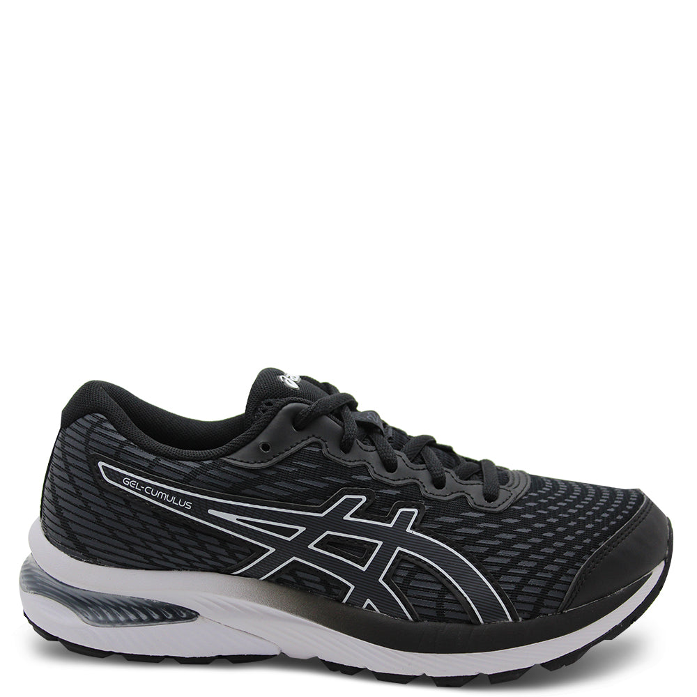 Asics Gel Cumulus Gs Black/Grey Runner
