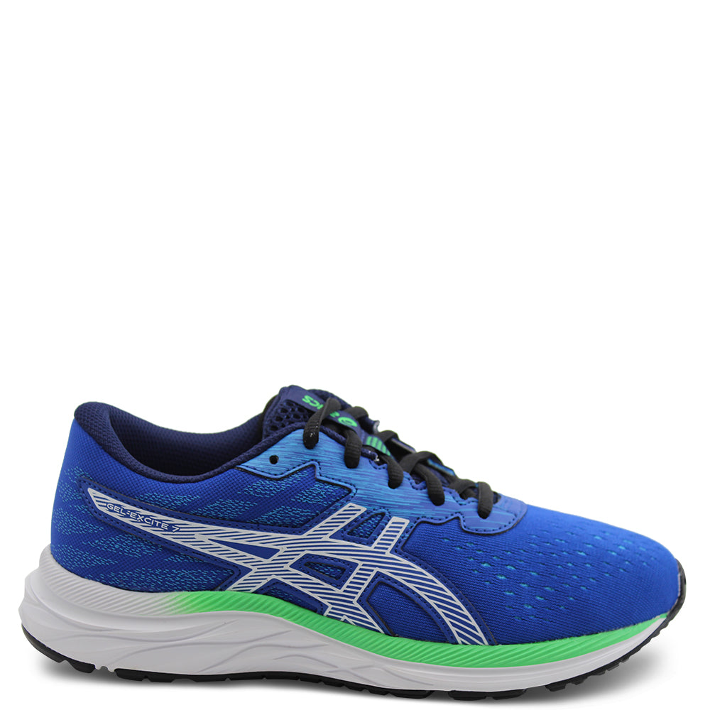 Asics Gel Excite 7 GS Blue/White Runner