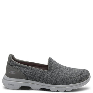 Skechers Go Walk 5 Honour Grey Slip On