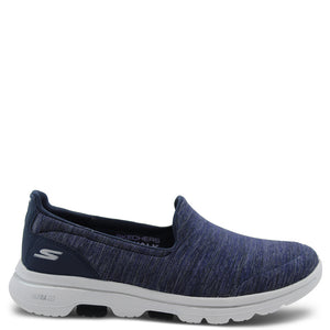 Skechers Go Walk 5 Honour Navy Slip On