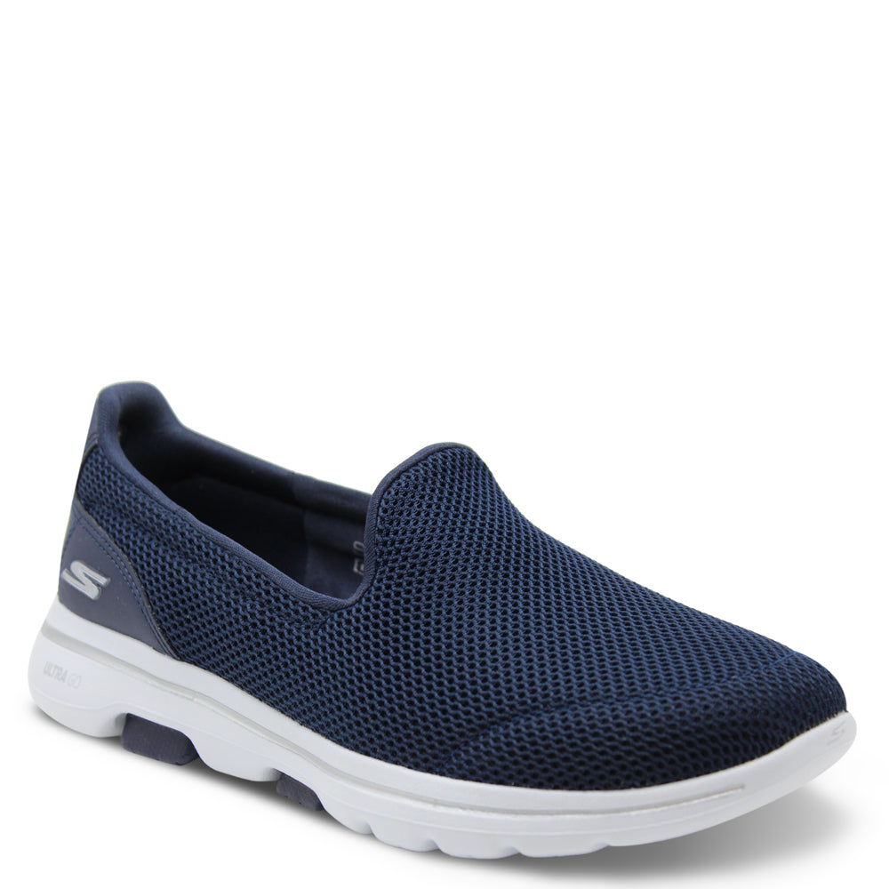 Skechers Go Walk 5 navy slip on