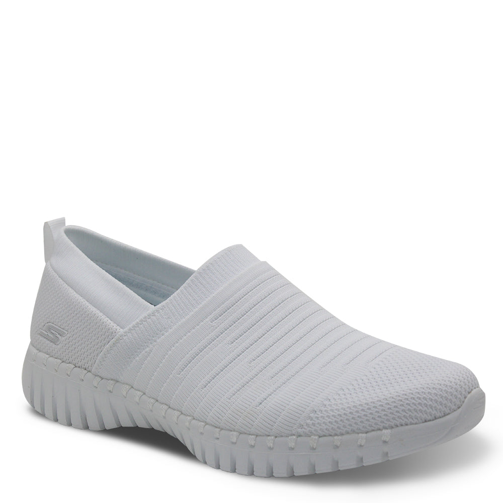 Skechers GoWalk Smart Wise White Womens Sneaker