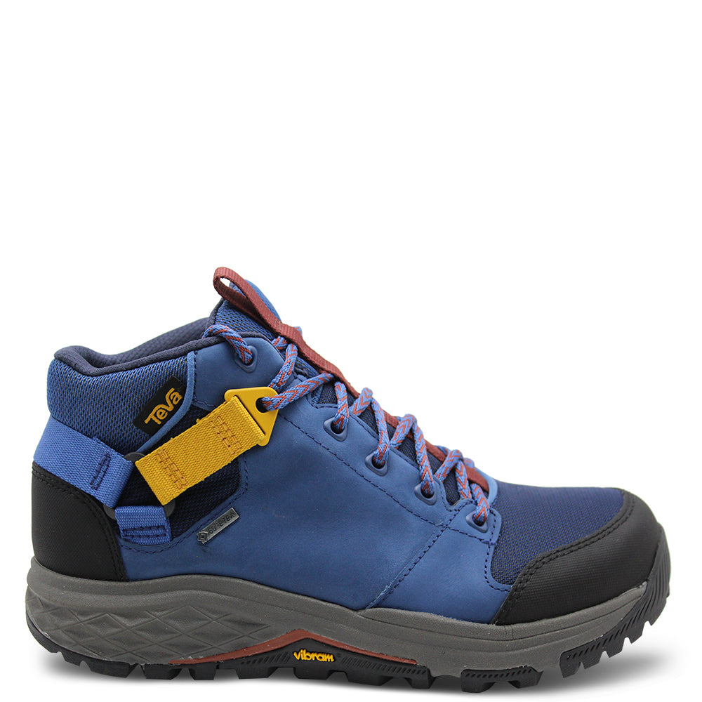 Teva Grandview Gtx Blue Womens Hiker