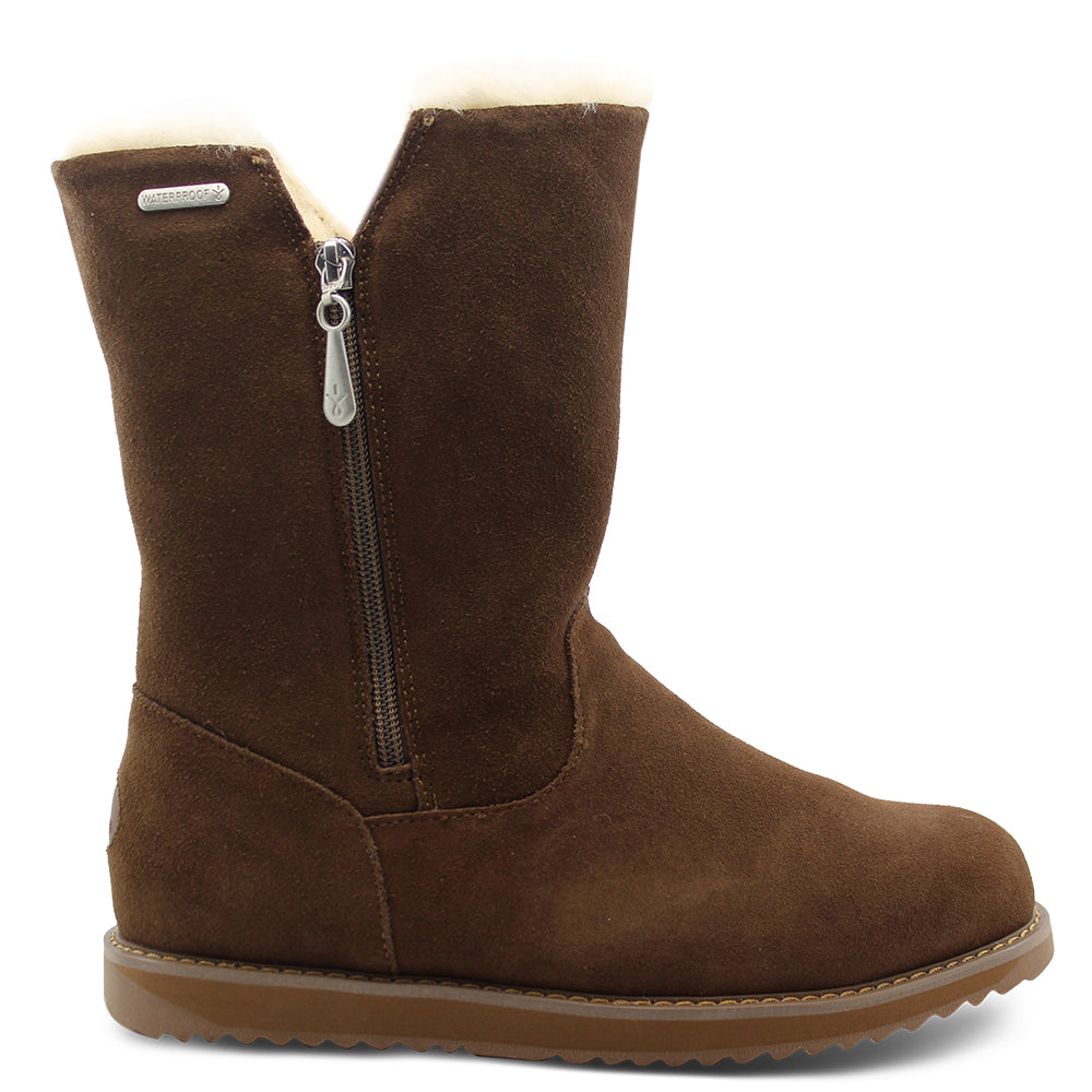 Emu Gravelly Brown Womens Ugg