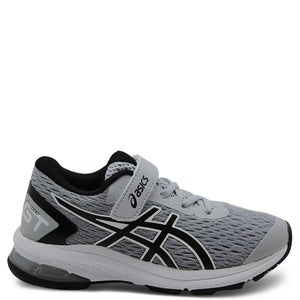 Asics gt1000 9 PS Grey/Black Kids Runner
