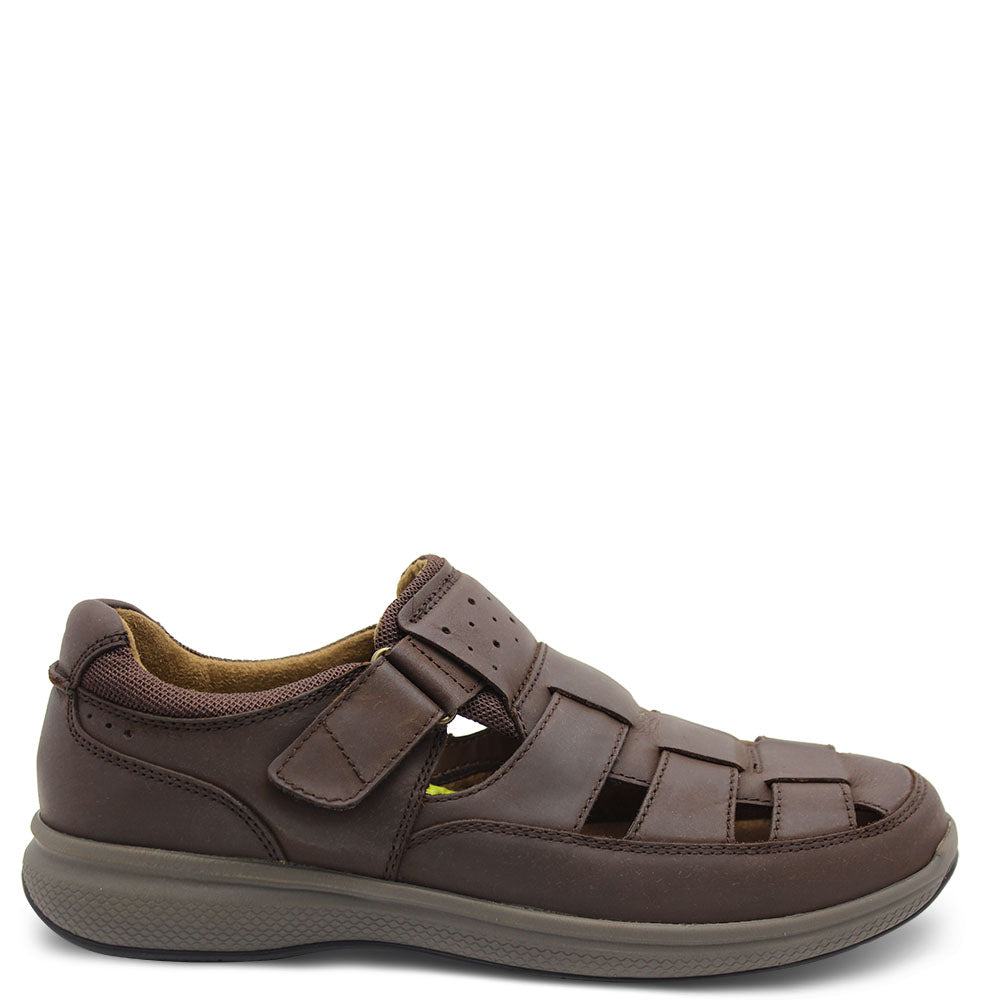 Florsheim Gt Lakes Brown Mens Sandal