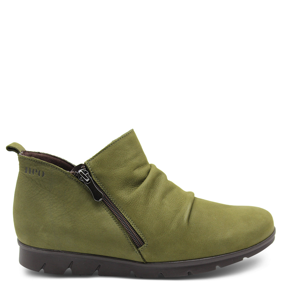 Neo HF1124 verde womens boot