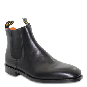 Baxter Horseman Black Mens Boot