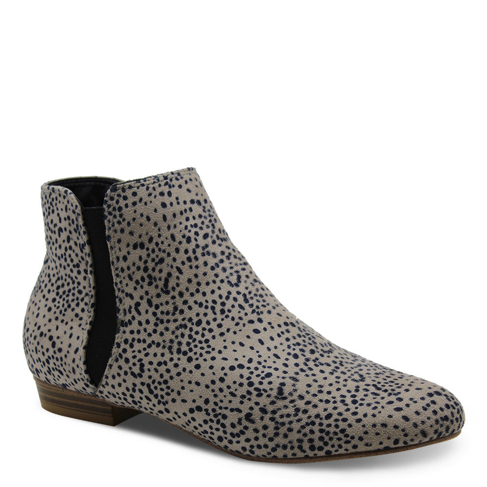 Step On Air Hunter Stone Leopard boot