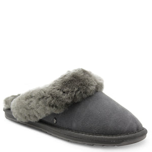 Emu Jolie Charcoal Womens Slipper
