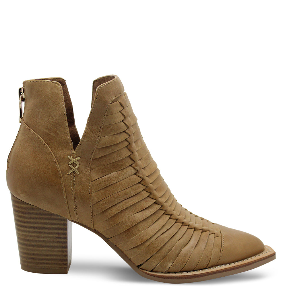 Mollini Leanah Tan Womens Boot