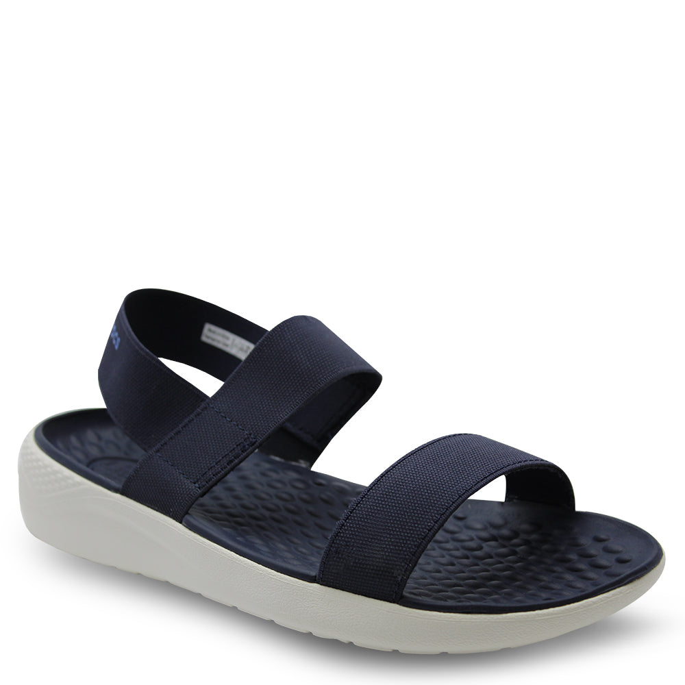 Clogs Literide Navy/White Womens Sandal