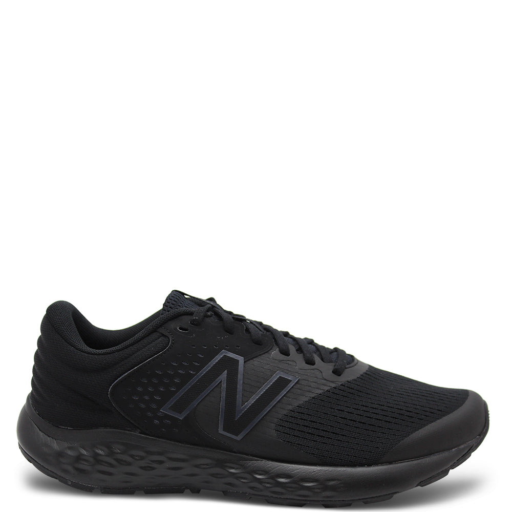New Balance M520 Men's Black Runner
