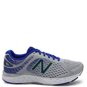 New Balance M680 Mens Grey Runner