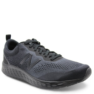 New Balance Fresh Foam Arishi V3 Mens Black with Lead & Dark Silver Metallic