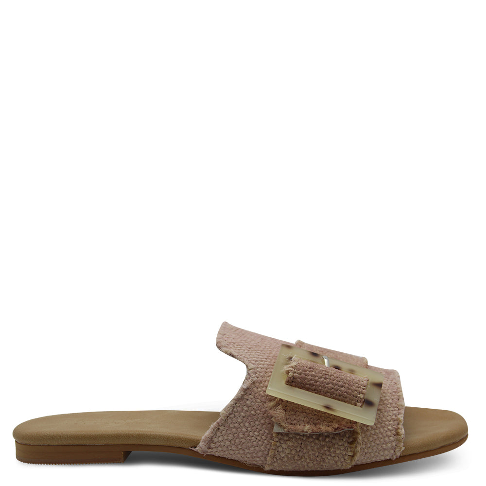 Walnut Meadow Slide Womens Pink sandal