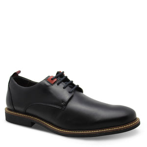 Ferracini Opale Black Lace up mens