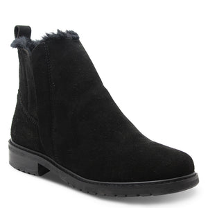 Emu Pioneer Black Womens Boot