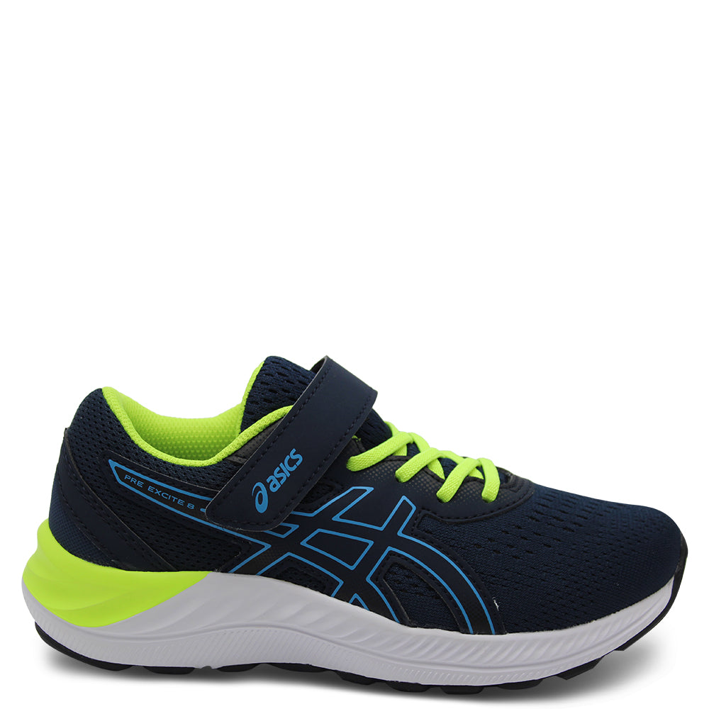 Asics Pre Excite 8 PS Kids Blue Runner