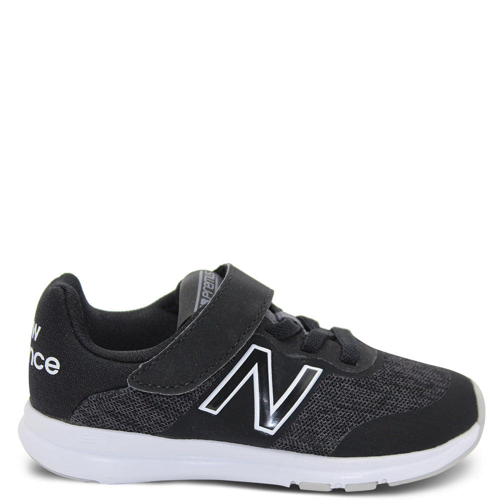 New Balance Premus Infants Black Runner
