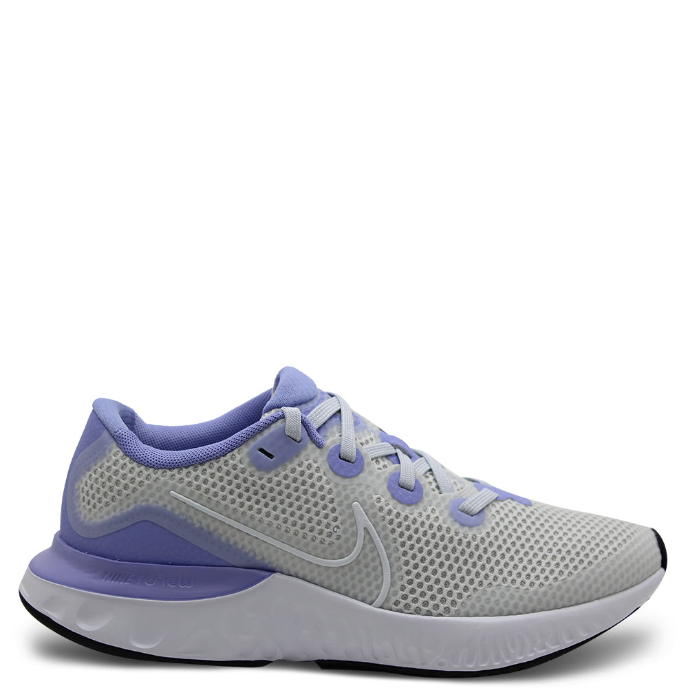 Nike Renew Run GS Lavender Kids Runner