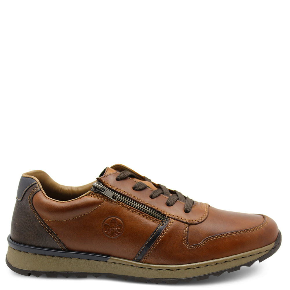 Rieker b2510 Mens Casual Lace up shoes