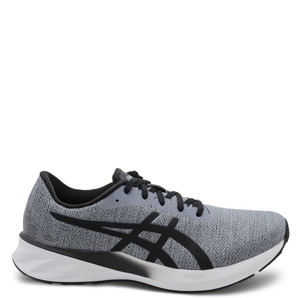 Asics Roadblast Mens Grey/Black Runner