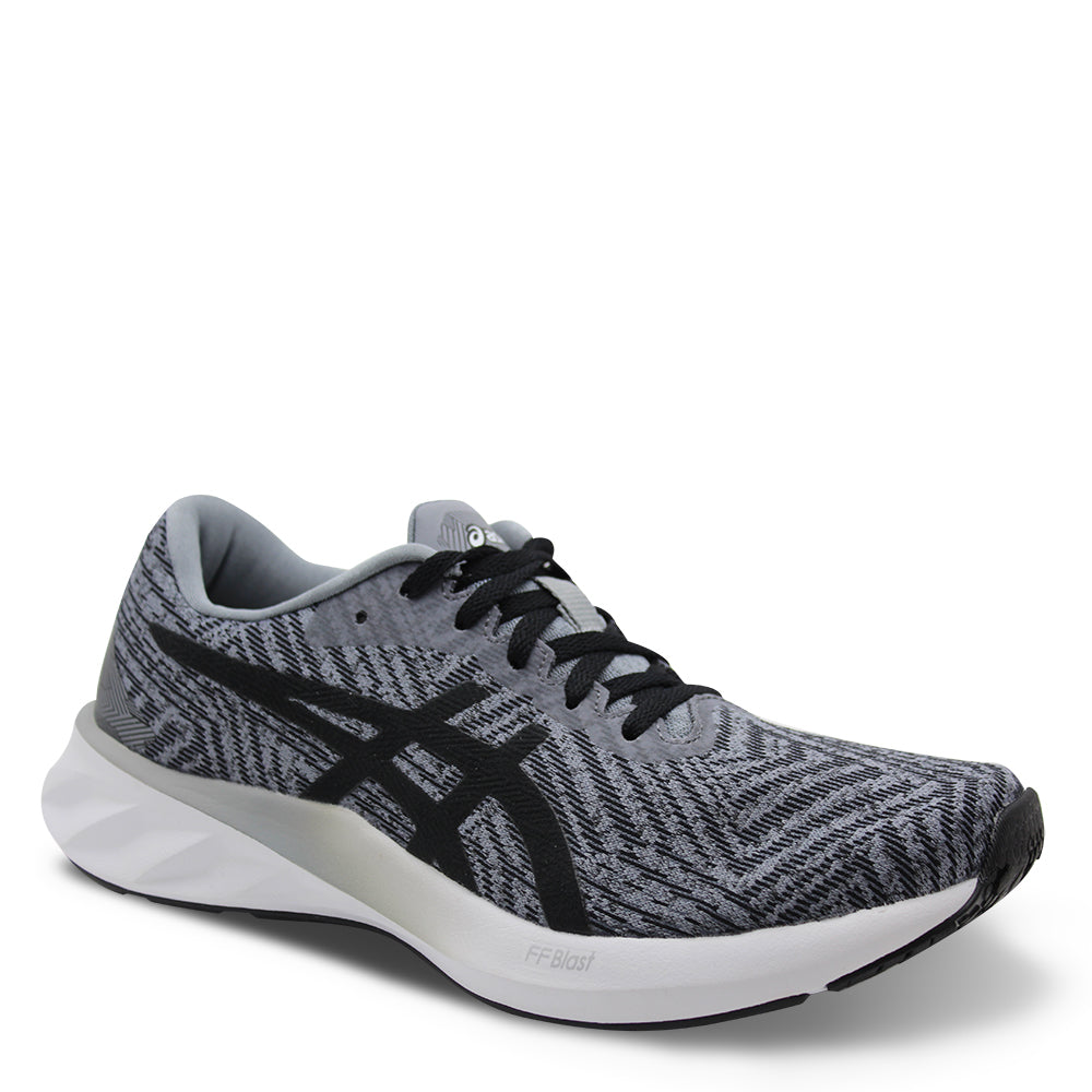 Asics Roadblast Womens Grey/Black Runner