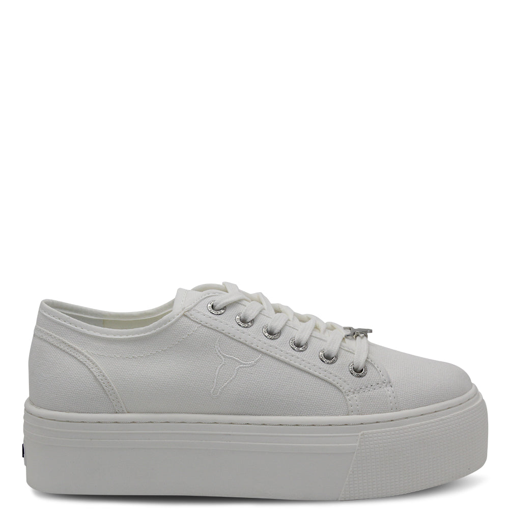 Windsor Smith Ruby Off White Womens Sneaker