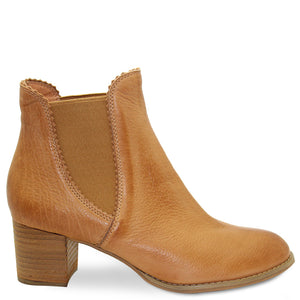 Django & Juliette Sadore Tan Womens Boot