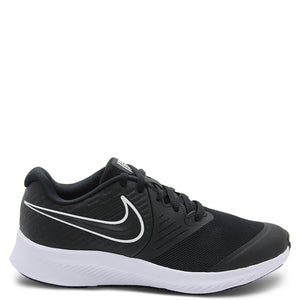 Nike Star Runner GS Black/White Runner