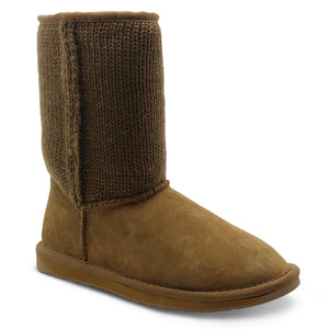 Emu Stinger lo Knit Chestnut Womens Ugg