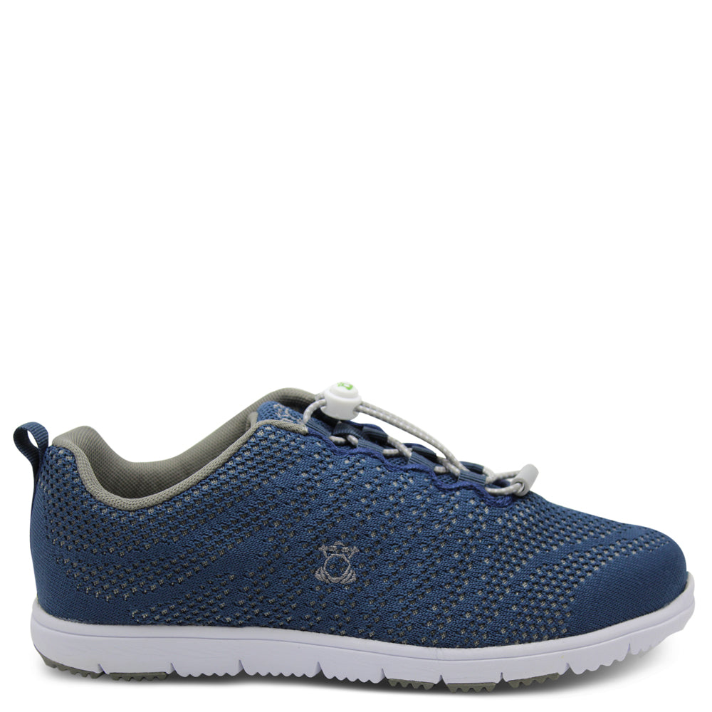 Kroten Travel walker  EVO Navy/Grey sneaker