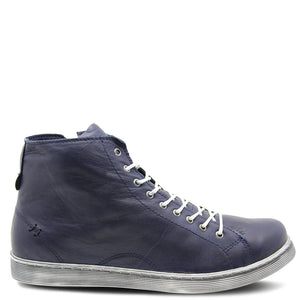 Rilassare Typo Navy Womens Boot