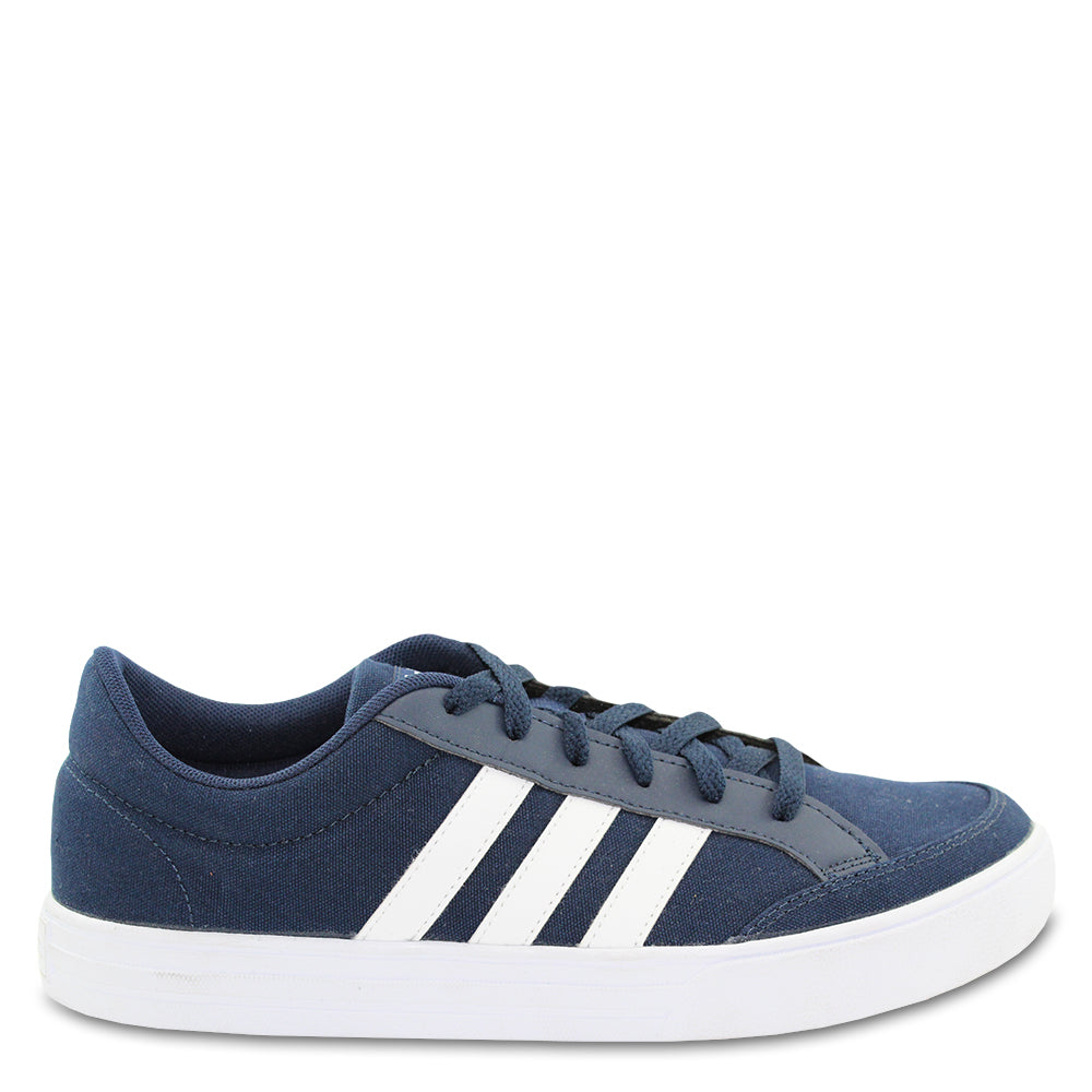 Adidas VS Set Navy/White Mens Skate