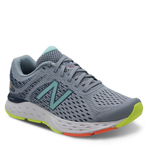 New Balance W680 Womens Blue Runner