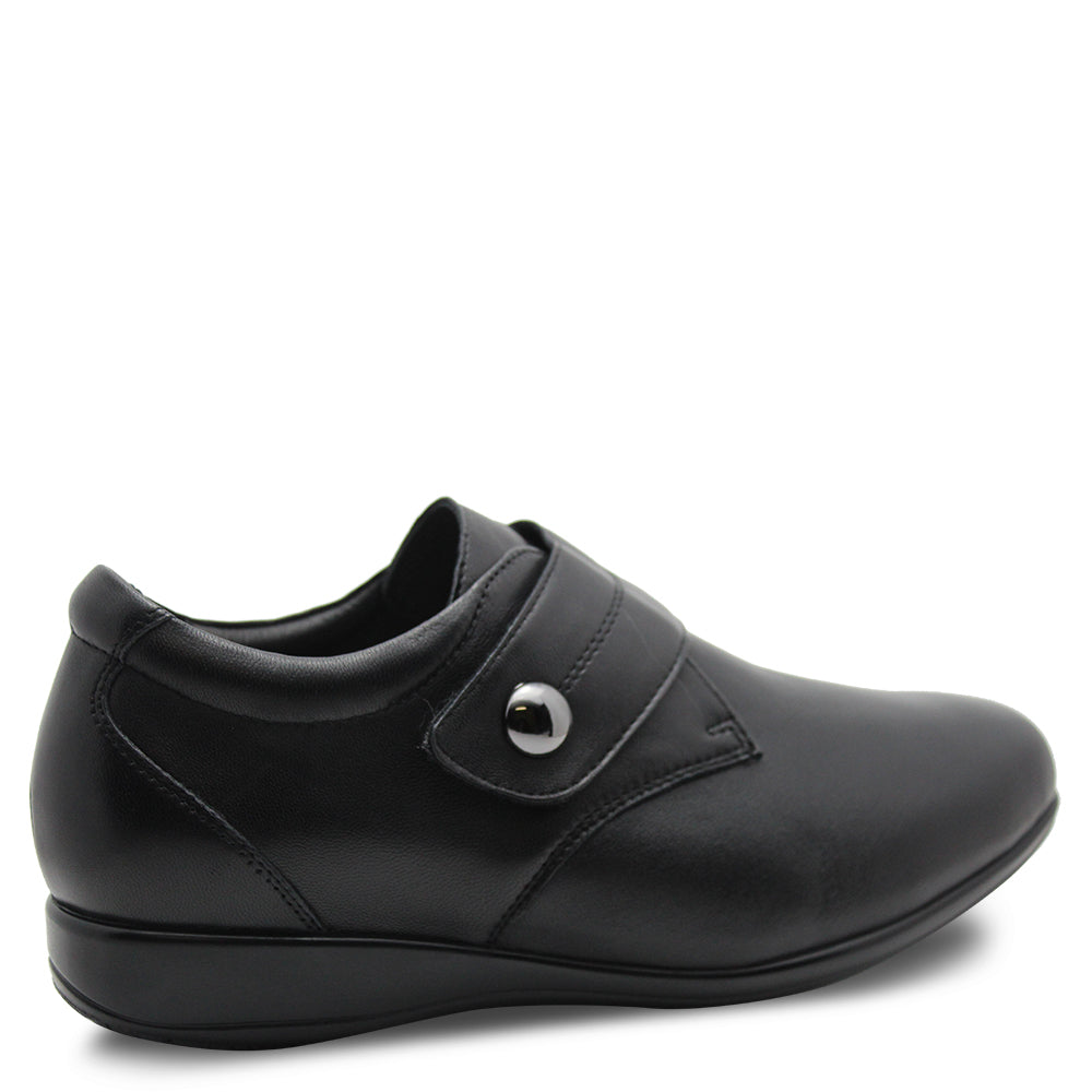 Klouds Whisper Black Womens Casual
