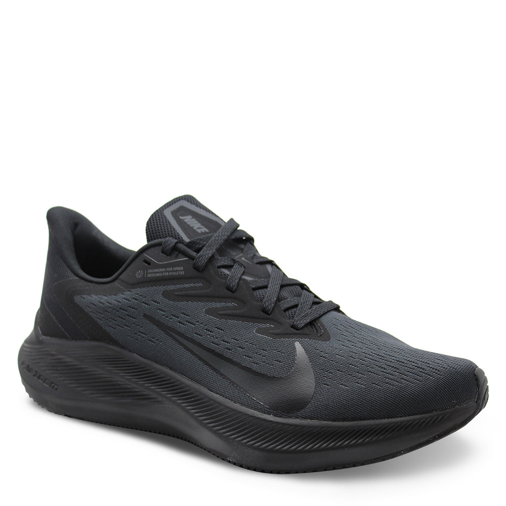 Nike Zoom Winflo 7 Black Womens Running