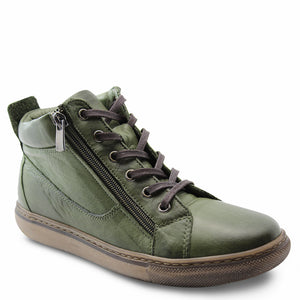 Lesansa Winner Olive Womens Boot