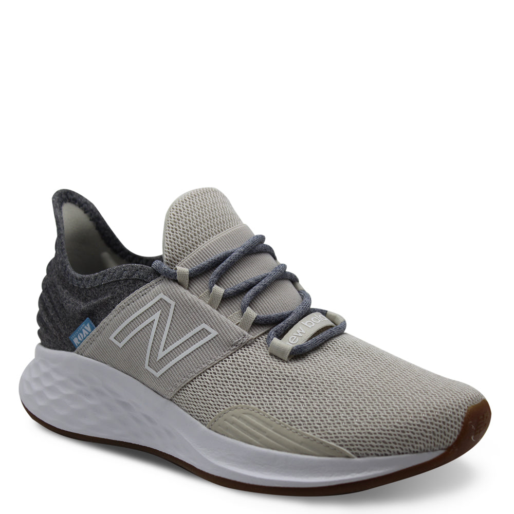 New Balance Fresh Foam Roav Womens Moonbeam with Light Aluminum