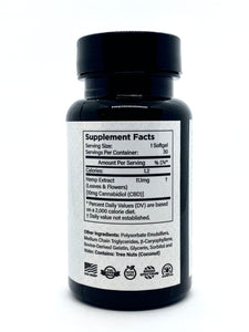 CBD Softgels - CBD Surprises Me