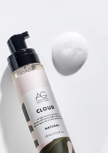 CLOUD AIR LIGHT VOLUMIZING MOUSSE