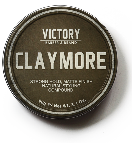 Victory Barber- Claymore