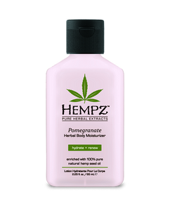 Hempz Herbal Whipped Body Creme travel size