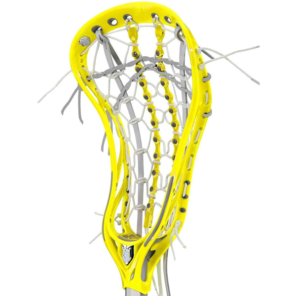 Brine Mantra 4 Grid Flex Prestrung Head - Lax Kong USA