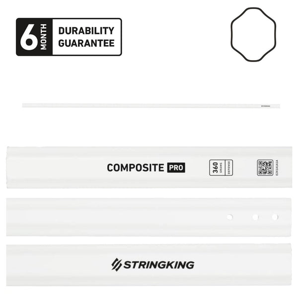 StringKing Composite Pro Defense - Lax Kong USA