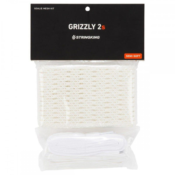 StringKing Grizzly Mesh - Lax Kong USA
