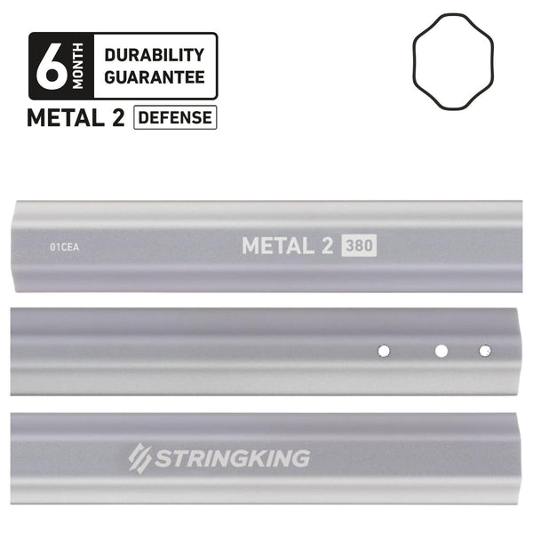 StringKing Metal 2 Defense - Lax Kong USA