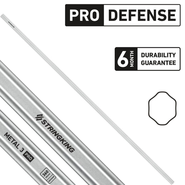 StringKing Metal 3 Pro Defense - Lax Kong USA