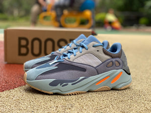YZY Boost 700 Carbon Blue